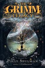 The Grimm Legacy by Polly Shulman (2010, Hardcover)