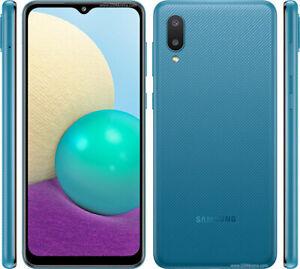 Brand New Samsung Galaxy A02 A022F - DS (32GB, 64GB / 3GB) Android, Unlocked