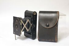 F95229~ Early Vest Pocket Kodak With Autographic Feature & Case