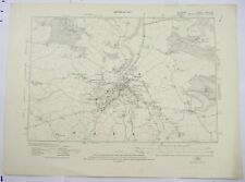 1927 OS 6 inches to a mile Map of Wiltshire – Shaftesbury LXVIIISE