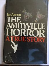 The Amityville Horror by Jay Anson (1977, Hardcover) First Printing