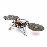 Fascinations Metal Earth InSight Mars Lander Unassembled 3D Metal Model Kit