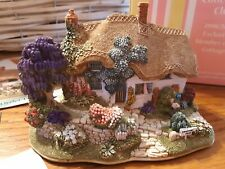 """Lilliput Lane """"Candy floss"""" Mib club special 06/07 with deed retired rare nice"""