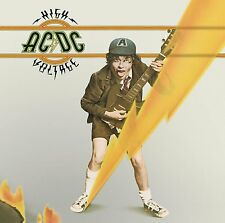 AC/DC HIGH VOLTAGE REMASTERED CD NEW