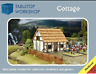 28mm Medieval Cottage - Tabletop Workshop- NEW - Highly Detailed Building Model