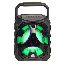 Fully Powered 500 Watts Bluetooth Wireless Multimedia Speaker - Blade10 Black