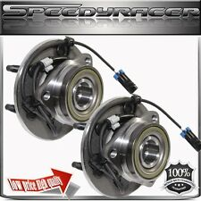 PAIR PICKUP SILVERADO GM 6 STUD 4X4 4WD AWD & SUV FRONT WHEEL HUB BEARING NEW