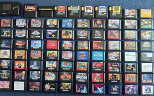 Sega Mega Drive / Genesis Games - CHOOSE YOUR TITLE