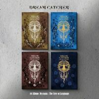 DREAMCATCHER Dystopia : The Tree Of Language 1st Album Booklet+Photocard+Etc+TR