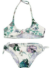 YOUNG VERSACE Multicoloured Botanical Bikini Set BNWT