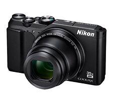 Nikon A900 Coolpix Cámara Digital - Negro