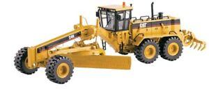 Norscot 55133 Caterpillar 24H Motor Grader - Mining - 1/50 Die-cast MIB