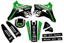 Team Pro Circuit Splitfire Kawasaki KX125 KX250 1994-1998 Graphics kit