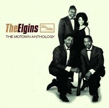 THE ELGINS The Motown Anthology NEW & SEALED 2X CD R&B CLASSIC SOUL / NORTHERN