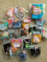 Vintage McDonalds Happy Meal Toys Lot Of 23