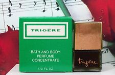 Trigere Bath And Body Perfume Concentrate 0.5 Oz.