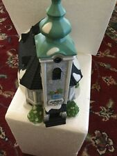 Dept 56 Alpine Village ~ St Nikolaus Kirche ~ Mint In Box 56170