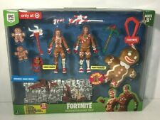 Fortnite Gingerbread Set by Epic Games for Target New in Box (NOS)