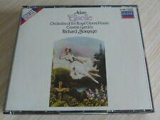 RARE BOX 2 CD CLASSIQUE ADAM GISELLE OPERA HOUSE COVENT GARDEN RICHARD BONYNGE