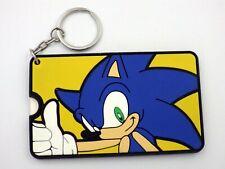 KEychain Porte-clés Sonic le Hedgehog v2 porte étiquette pour valise  neuf