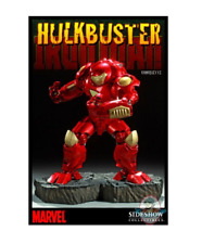 """Hulkbuster Iron Man 21"""" Comiquette Statue by Sideshow Collectibles Used JC"""