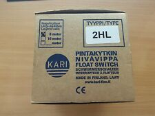 KARI 2HL 5 METER SUBMERSIBLE FLOAT SWITCH BRAND NEW BOXED