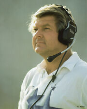 JIMMY JOHNSON HEAD COACH 1992 DALLAS COWBOYS 8X10 PHOTO