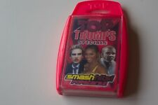 TOP TRUMP SPECIALS - SMASH HITS! - POPSTARS  - CARD GAME
