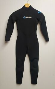 XCEL Youth 3/2 ICONX Back-Zip Wetsuit - Black - Size 10 - NWT