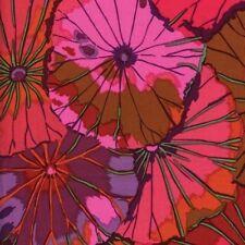 Fat Quarter kaffe fassett lotus leaf-vin-Rowan Coton quilting tissus