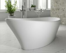 """British Baths"" Carleton Matt Finish Natural Stone Freestanding Bath"