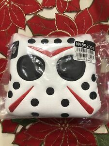 Taylormade Spider 2020 Vault Jason Mask LIMITED EDITION Putter Cover - BRAND NEW