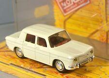 NOREV Ltd. 1:43 - RENAULT 8 R8 1963 Cream - Vintage 1/43 NEW BOX