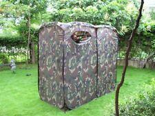 Casa da caccia con tetto amovibile