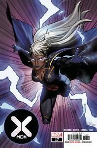 X-MEN #17 MARVEL COMICS 2021