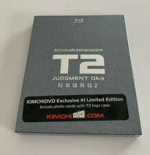 Terminator 2   Kimchi Exclusive   Blu-ray Steelbook