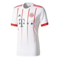 adidas FC Bayern München Champions League Trikot 2017/2018 weiß [AZ7716 CD6588]