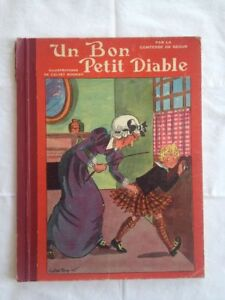 Un Bon Petit Diable - Comtesse De Ségur ; Calvet Rogniat (Illustrations)