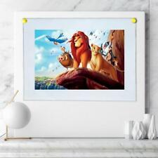"8""x14""Disney The Lion King Painting HD Print on Canvas Home decor Wall art Photo"