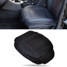 Universal Breathable leather Sponge Double layer Car Cushion Seatpad Seat Cover