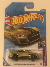 New Listing2021 Hot Wheels Super Treasure Hunt Ford Mustang Shelby Gt500