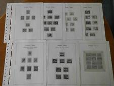 ++ LT-SF-Vordruckblätter SCHWEIZ Jahre 1977 bis 1978 ++