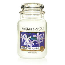 Yankee Candle Large Jar Scented Candle - Midnight Jasmine