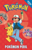 The Official Pokemon Fiction: Pokemon Peril: Story Book by Pokemon (NEW)