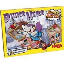 Rhino héroe Super Batalla-familia divertido juego de haba-de 2 a 4 jugadores edad 5+