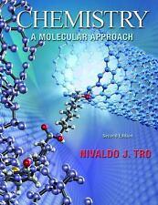 Chemistry : A Molecular Approach by Nivaldo J. Tro (2010, Hardcover, Like New)