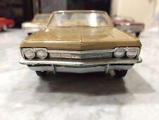 1965 Chevorlet Impala SS  Convertible Dealer Promo Car Serria Tan nice