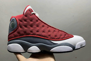Nike Air Jordan 13 Retro Gym Red Flint Grey DJ5982-600 BRAND NEW