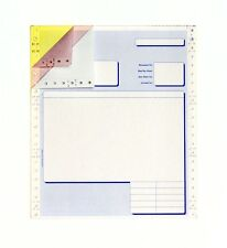 750 SAGE COMPATIBLE 3 PART INVOICE/DELIVERY NOTES MSA50