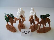 Armies In Plastic 5637 - British Naval Brigade Camel Corps - Egypt & Sudan 1882